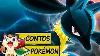 Contos Pokémon #3 - Lucario o Pokémon Aura