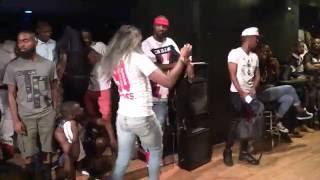 Makayla vs Ladonna Lss @Club Bunns 6/14/2016 Part 3