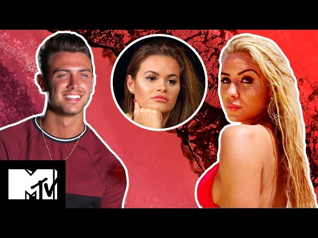 The Villa Kicks Off After Bobby Pies Rhianne For His Ex Bayley   Ex On The Beach 9