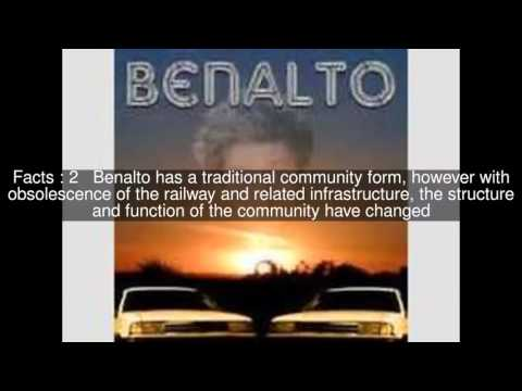 Benalto Top  #5 Facts