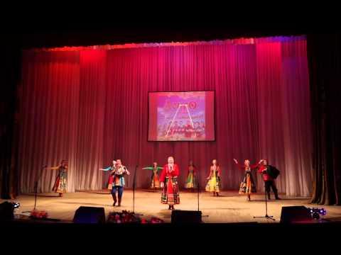 Кони Поёт Театр народной песни Добро г. Самара. Запевает Игорь Бикметов