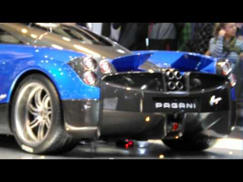 Expo automobile de Geneve 2013 [HD]