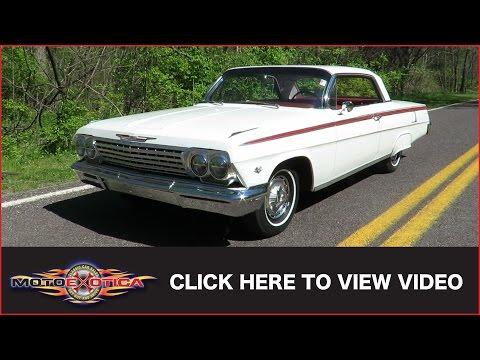 1962 Chevrolet Impala (SOLD)