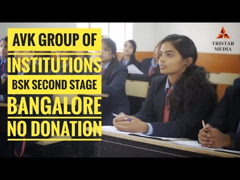 AVK COLLEGE BSK SECOND STAGE