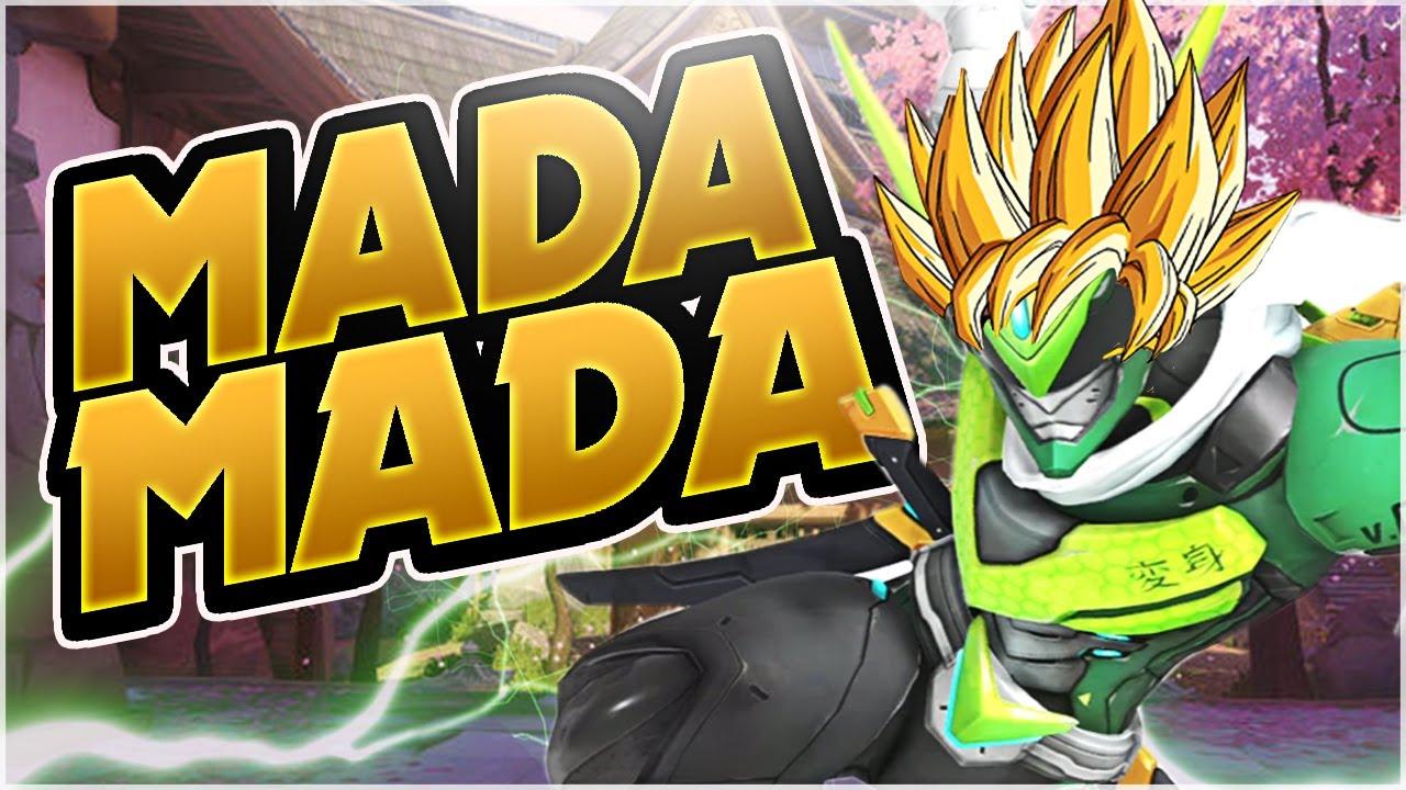 Genji Mada Mada Madness Overwatch Youtube No thanks, take me back to the meme zone! genji mada mada madness overwatch