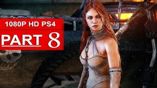 Mad Max Gameplay Walkthrough Part 8 [1080p HD PS4] - No Commentary