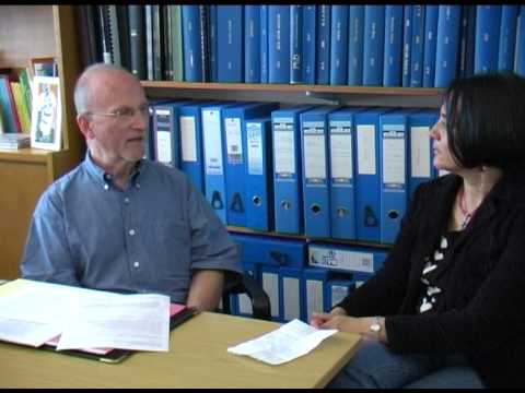 Professor Graham Welch interviewed by Gloria Patricia Zapata Restrepo (part 1 of 4)