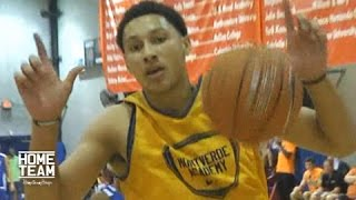 Ben Simmons Is The #1 Ranked Player In High School.. NASTY Official Senior Year Mixtape