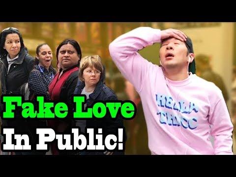 BTS - Fake Love - Kpop Dance In Public