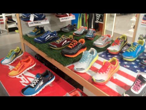 Altra Shoes Bangkok, Thailand