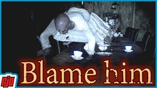 Blame Him Part 3 | Indie Horror Game | PC Gameplay Walkthrough