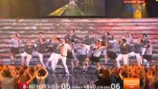 Хор из Алтайского края  ШОУ № 5   Битва хоров  'Невеста'   24 11 2013