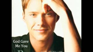 God Gave Me You by Bryan White (Album Cover) (HD)