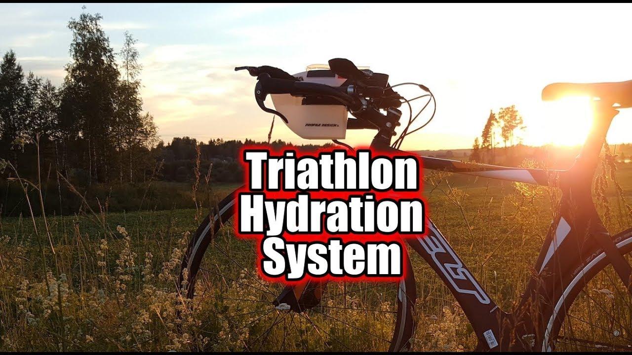 Profile Design Fc35 Mounted Hydration Reservoir Youtube