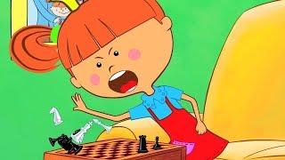 Мультики - Раскраска - Учим цвета - Все серии подряд - Сборник - Развивающие мультфильмы для детей