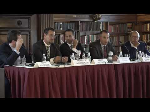 2016 New York Maritime Forum - Shipbroking Panel