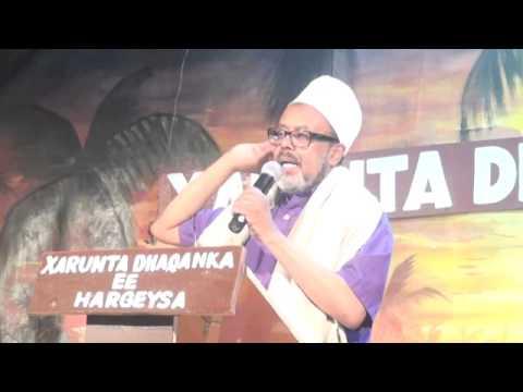 Sheekh Maxamuud Sheekh Axmed Dalmar - Islamic civilization on world civilization