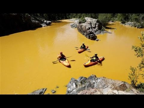 Colorado, New Mexico Free Up Funds for Gold-Mine Spill