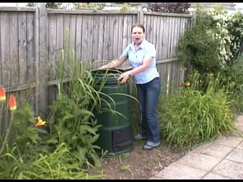 Composting Part 1 – Garden Organic's Video Guide: How to make compost
