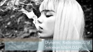 Deephouse Diynamic Radioshow (Solomun b2b H.O.S.H)