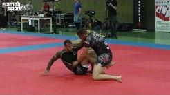 Mark Huber VS. Marcin Kmiotek - V. ADCC  Hungarian Open