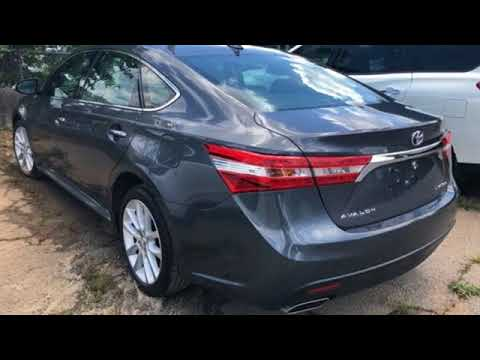 Used 2017 Toyota Avalon Greenville Sc Easley Ap5153 Sold