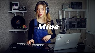 Mine - Bazzi | Romy Wave cover