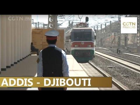 La ligne ferroviaire électrifiée Addis-Djibouti achève ses essais complets