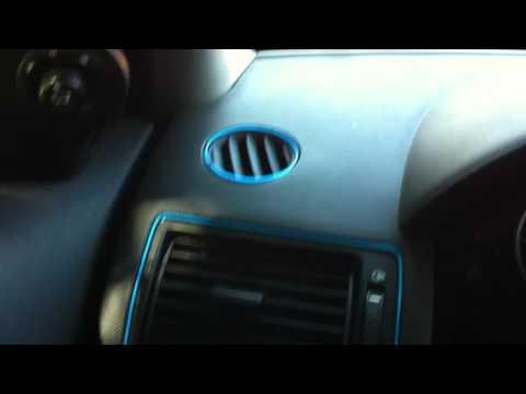 видео: Неоновая подсветка Форд Мондео 3  neon lights ford mondeo mk3