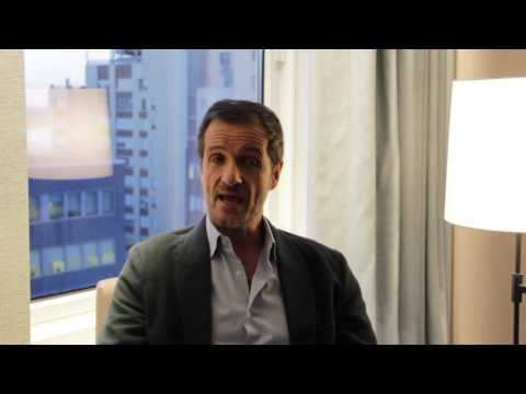 Exclusive  with David Heyman Producer