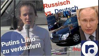 Kauft Putins eigenes Auto!