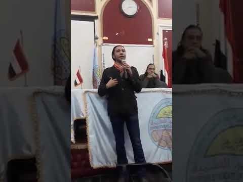 هوس قصيدة من ديوان تسيالزم اخناتون يقول للشاعر طارق سعيد أحمد - 09:58-2019 / 4 / 20