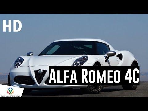 Look This!! Alfa Romeo 4C Review