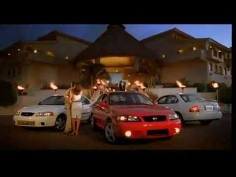 Nissan Sentra SE-R 2003 - YouTube