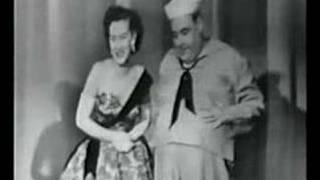 JANE FROMAN with Jack E. Leonard: Honey Bun