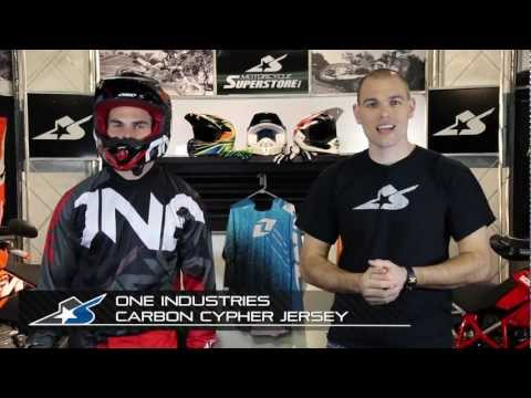 One Industries Carbon Cypher Jersey from Motorcycle-Superstore.com