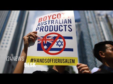 Australia Joins Others in Increasing Jerusalem Presence