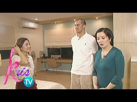 Kris TV: Rich and Kyla's bedroom
