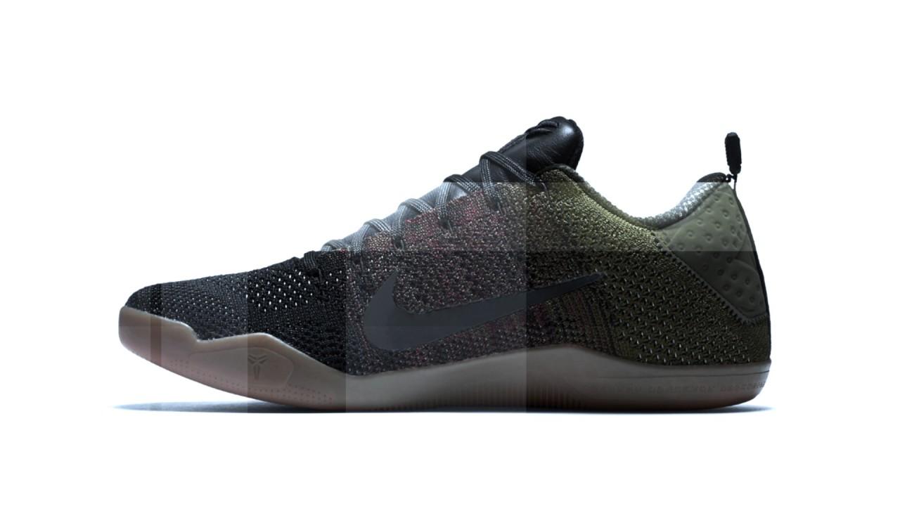 5ff5f681dd18 Nike Kobe 11 Elite Low 4KB