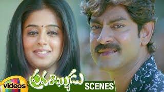 Priyamani Accepts Jagapathi Babu's Love   Pravarakyudu Movie Scenes   Sunil   Mango Videos