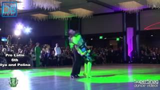 Last Call with DanceBeat! Emerald Ball 2017. Pro Latin Winners !