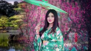 2 HOURS Of The Best Relaxing Music Bamboo Flute For Meditation Spa Healing And Sleep