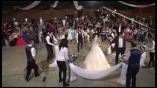 Gelin & Damat -Muhteşem Düğün Salon Girişi - Muhteşem Mükemmel Sürpriz Açılış Şov