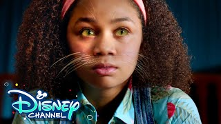 Nory's Magic Test 🐱 | Sneak Peek | Upside-Down Magic | Disney Channel