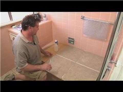 Cleaning Tile How to Remove Mold From Shower Tile YouTube