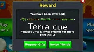 8 Ball Pool Free /Terra Cue New My /Link Reward