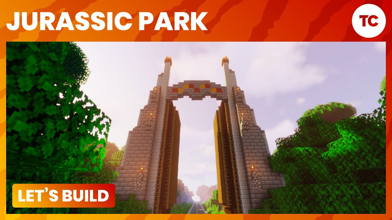 Lets Build Jurassic Park
