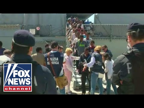 Fallout from Germany's migrant influx