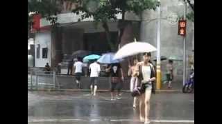 Китайський Чунцин - по щиколотку у воді (новости)