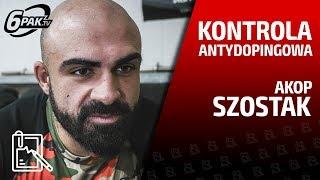 Kontrola Antydopingowa - AKOP SZOSTAK  | 4K